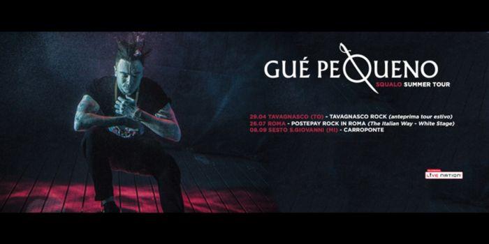 Gué Pequeno - Squalo Summer Tour