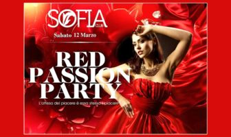 Sofia Club - Red Passion Party