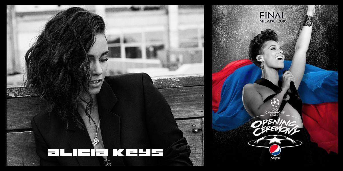 Alicia Keys - Milano 28 Maggio 2016