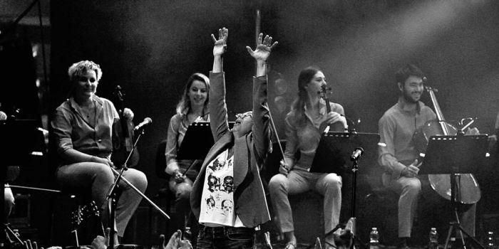 Gianna Nannini - HitStory Tour - Roma 2016