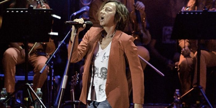 "Gianna Nannini, la sua ""notte magica"" all'Auditorium"
