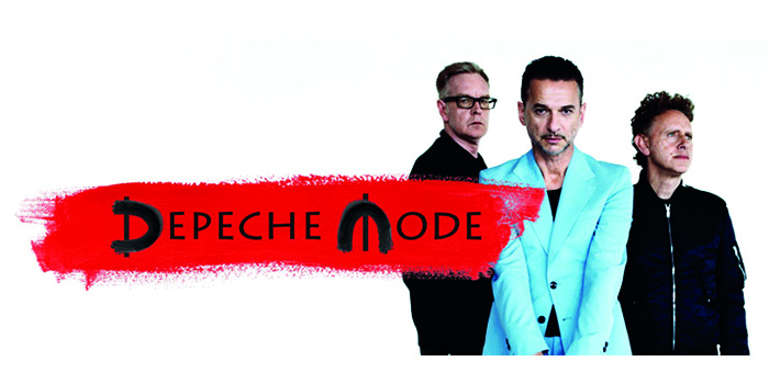 Depeche Mode - Global Spirit Tour 2017