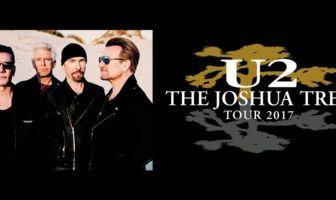 U2 - The Joshua Tree - Tour 2017