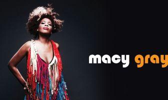 Macy Gray - Stripped - European Tour 2017