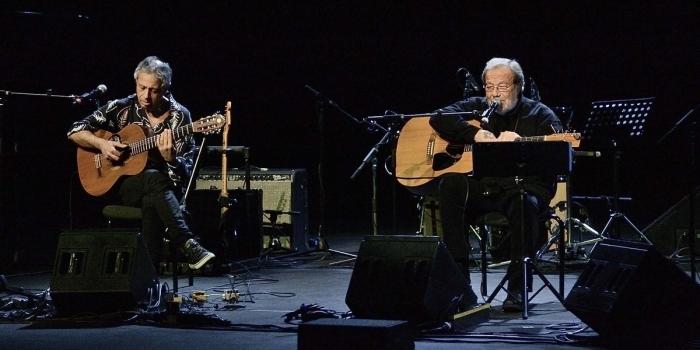 Edoardo De Angelis - Michele Ascolese - Auditorium Roma 2017