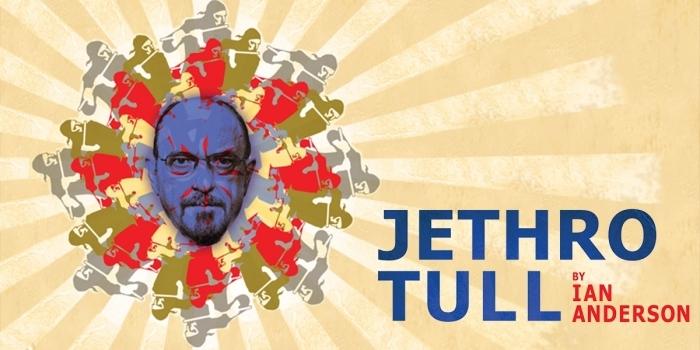 Jethro Tull - Ian Anderson - Tour 2017