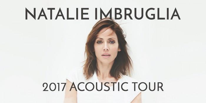 Natalie Imbruglia - Acoustic Tour 2017