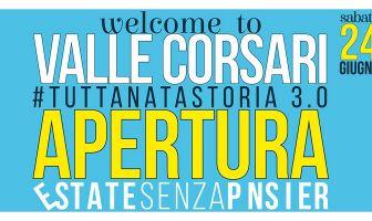 Valle Corsari - Sperlonga - Estate 2017