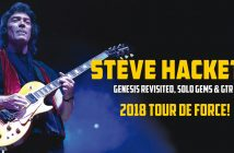 Steve Hackett - Genesis 2018 - Tour de Force