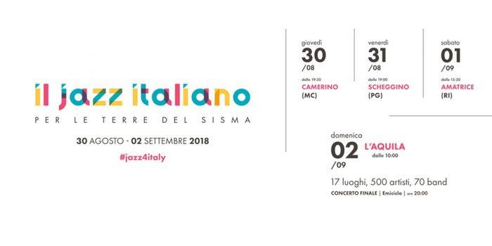 Jazz Italiano per le Terre del Sisma