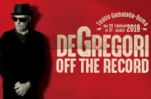 Francesco De Gregori - Off The Record - Roma 2019