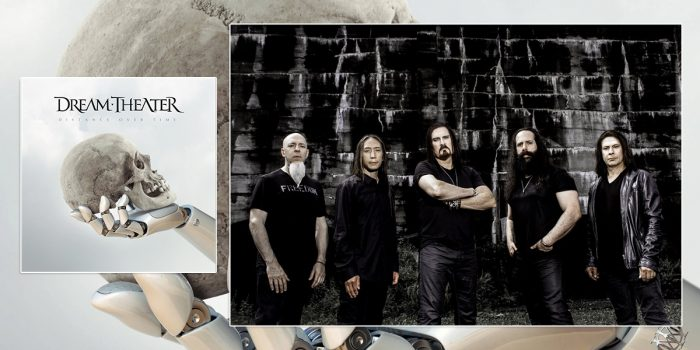 """Distance Over Time"", l'album che segna il ritorno dei Dream Theater"