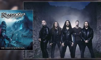 Rhapsody of Fire - The Eighth Mountain