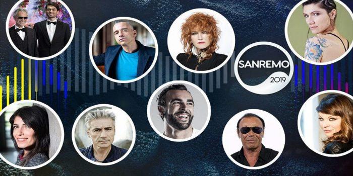 Festival di Sanremo 2019 - Ospiti