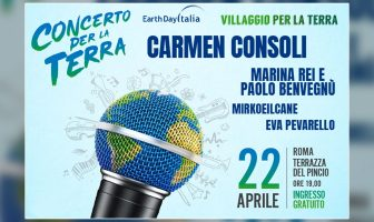 Earth Day 2019 - Concerto per la Terra