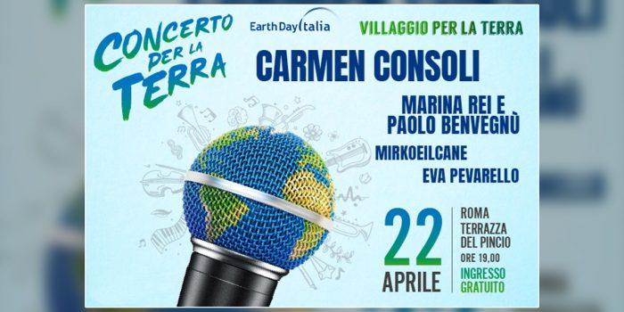 Concerto Per La Terra Il 22 Aprile Sulla Terrazza Del