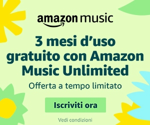 Amazon Music Unlimited - Promo 2019