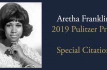 Aretha Franklin - Premio Pulitzer 2019