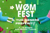 WOMFEST 2019 - Villa Bottini - Lucca