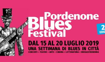 Pordenone Blues Festival 2019