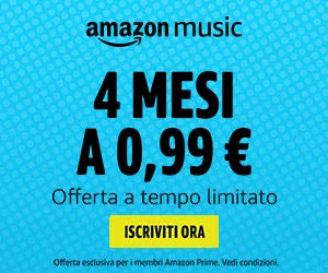 Amazon Music Unlimited - Offerta Estate 2019