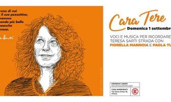 Cara Tere - Fiorella Mannoia e Paola Turci in concerto per Emergency