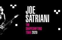 Joe Satriani - The Shapeshifting Tour