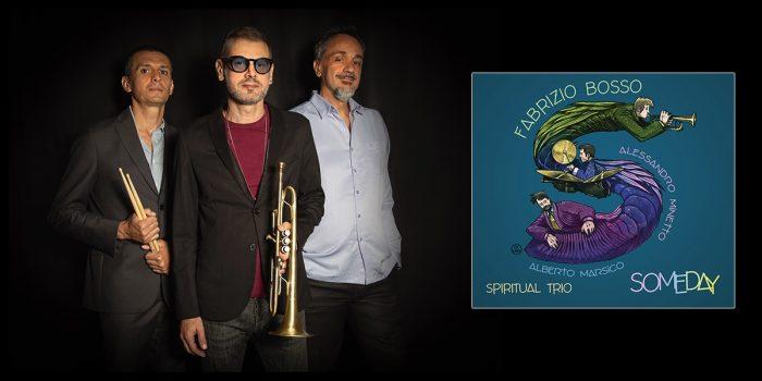 Fabrizio Bosso ritorna con il progetto Spiritual Trio