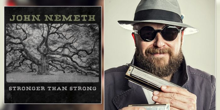 John Németh, soul e blues senza distanziamento