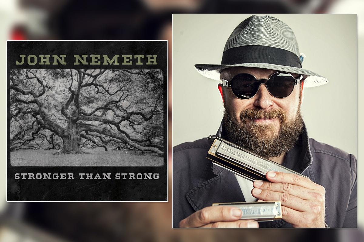 John Nemeth - Stronger Than Strong
